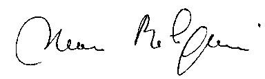 Mario Bolognani signature